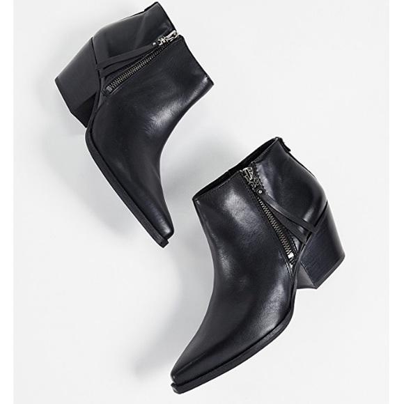 636382bfa14f8 Sam Edelman Walden boots NWOB